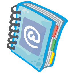 Address Book Icon Download Desktoon Icons Iconspedia