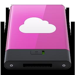 HDD Pink iDisk W