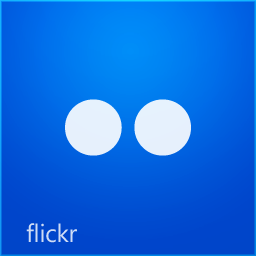 Windows 8 Flickr