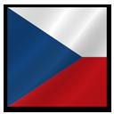 Czech Republic flag-128