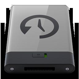 HDD Grey Time Machine B