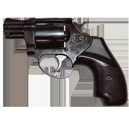 Blank revolver mod38