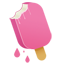 Ice Cream Pink Icon