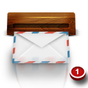 Wooden Mail