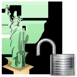 Statue of Liberty Unlock