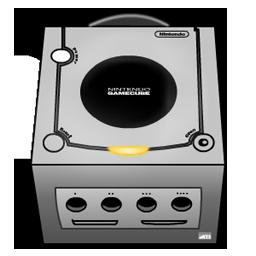 Gamecube silver