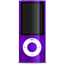 iPod nano purple-128