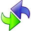 Mobile Syncronization Icon