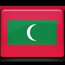Maldives Flag-128