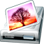 Pictures drive icon