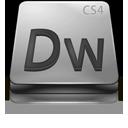 Adobe Dreamweaver CS4 Gray-128