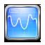 Stocks iPhone icon