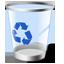 Glass Trash icon