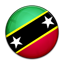 Flag of Saint Kitts and Nevis icon