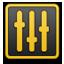 Honeycomb Settings Icon