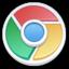 Chrome Lite round