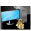 Workstation locked Icon