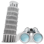 Tower of Pisa Search Icon