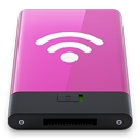 HDD Pink Airport W-128
