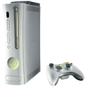 Xbox 360 white-128