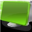 Computer green-128