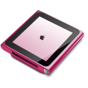 iPod nano pink-128