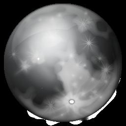 Moon phase full