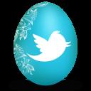 Twitter White Egg-128