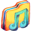 Music Alt Folder icon