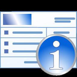 Medical invoice info