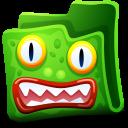 Creature Green Folder-128