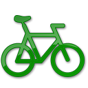 Bicycle Green 2-128
