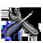 Tools hand drawn Icon