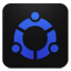 Ubuntu blueberry icon