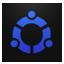 Ubuntu blueberry icon