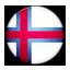 Flag of Faroe Islands Icon