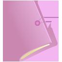 Folder lila-128