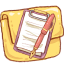 Folder Notepad icon