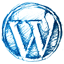 Hand Drawn Wordpress Icon