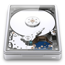Hdd Internal Clear Icon Download Hdrv Icons Iconspedia
