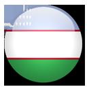 Uzbekistan Flag-128