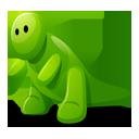 Dino green-128