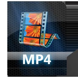 Mp4 File Icon Download Black Pearl Files Icons Iconspedia