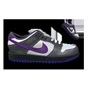 Nike Dunk Black & Grey-128