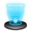 Application Hologram icon