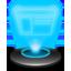 Application Hologram-64