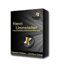 Revo Uninstaller Black and Gold-128