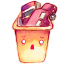 Recycle Bin Full Alt icon