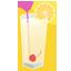 John Collins cocktail icon