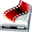 Movie drive icon
